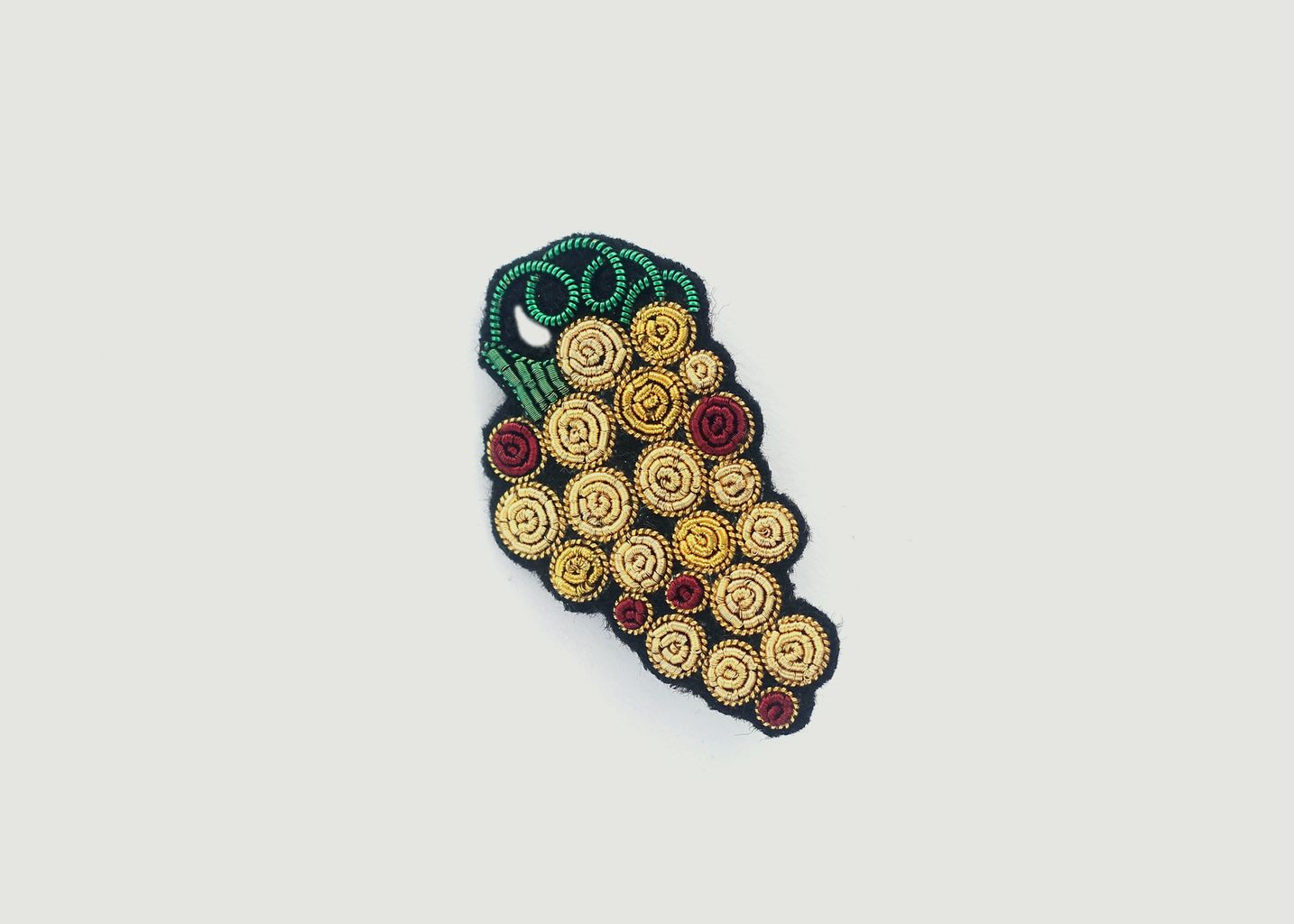 Broche Grappe de Raisin - Macon & Lesquoy