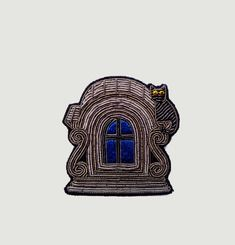 Dormer Window Brooch