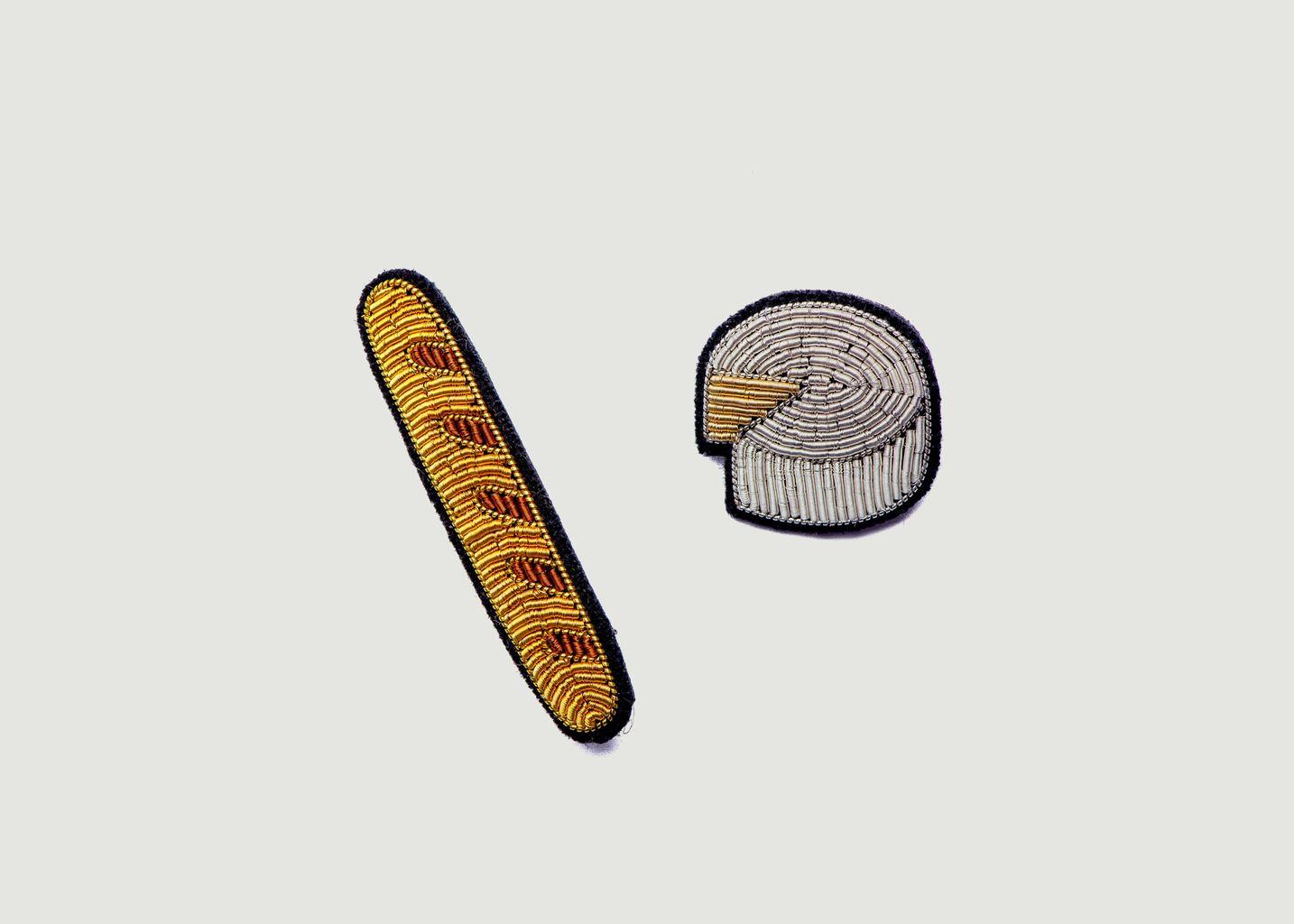 Boîte Panoplie Baguette + Camembert - Macon & Lesquoy