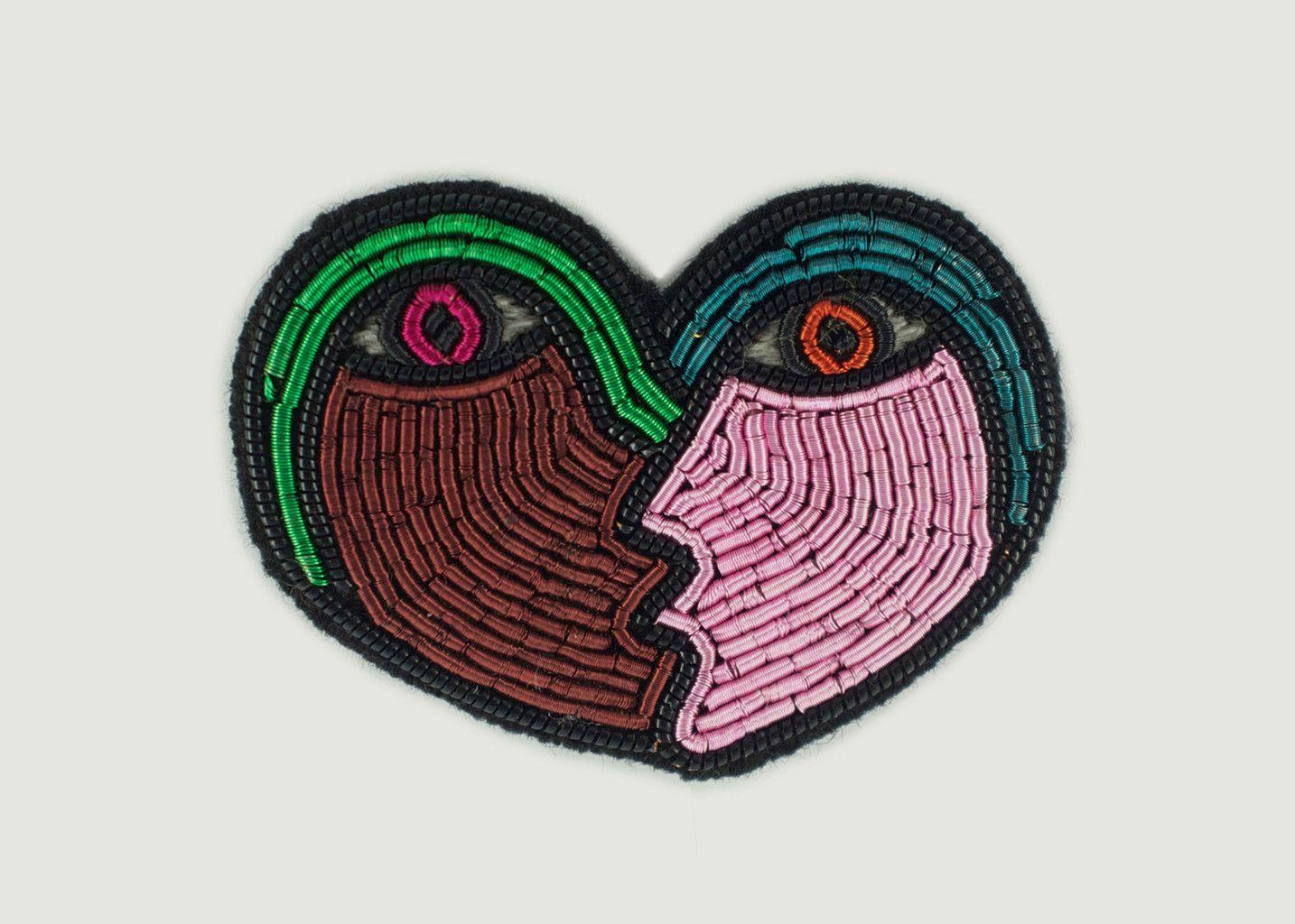 Broche Cœur Amoureux - Macon & Lesquoy