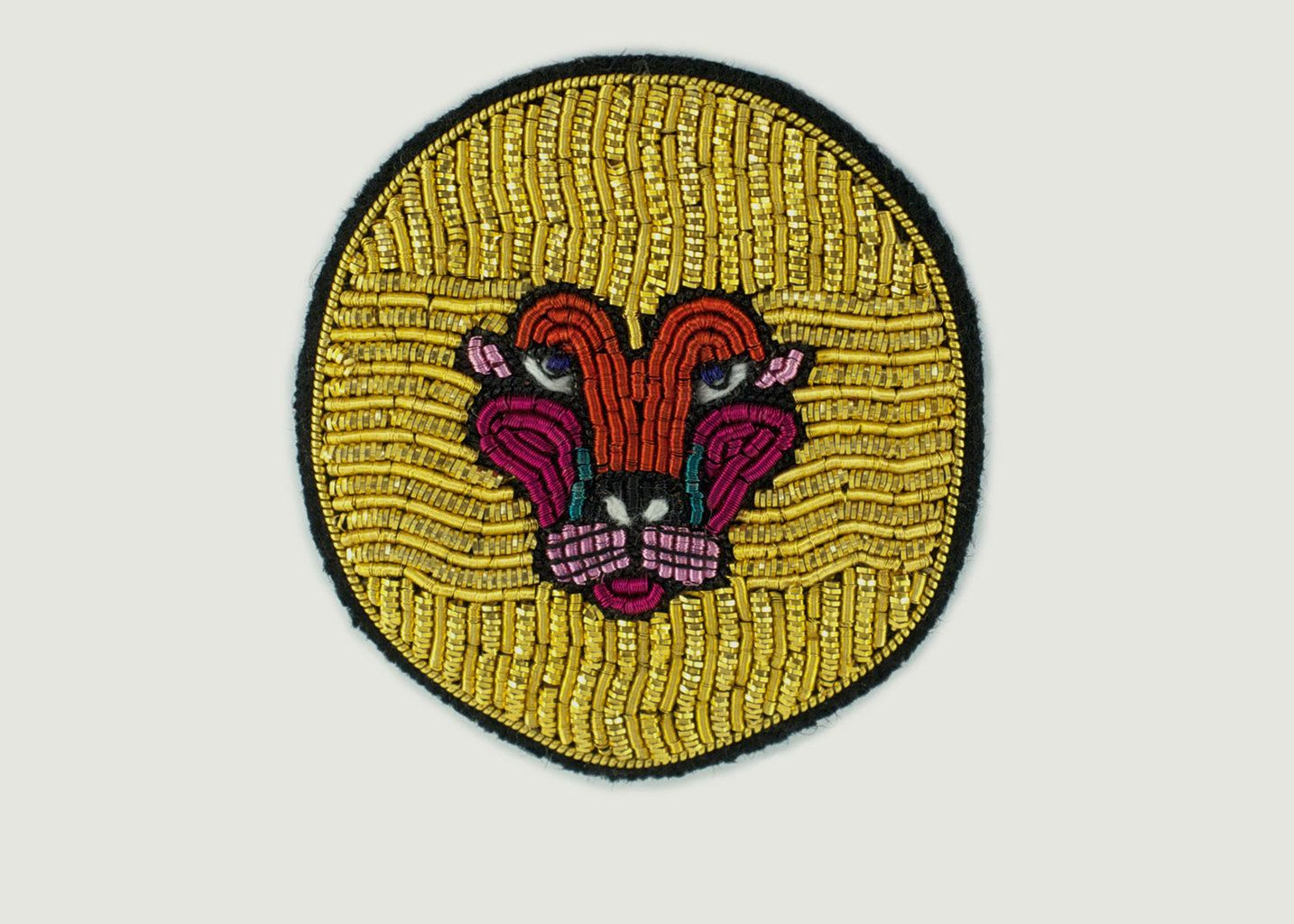 Broche Tête De Lion - Macon & Lesquoy