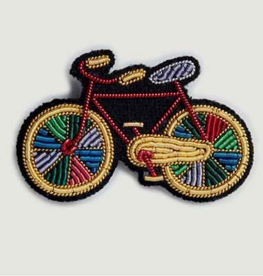 Paradise Bike Brooch