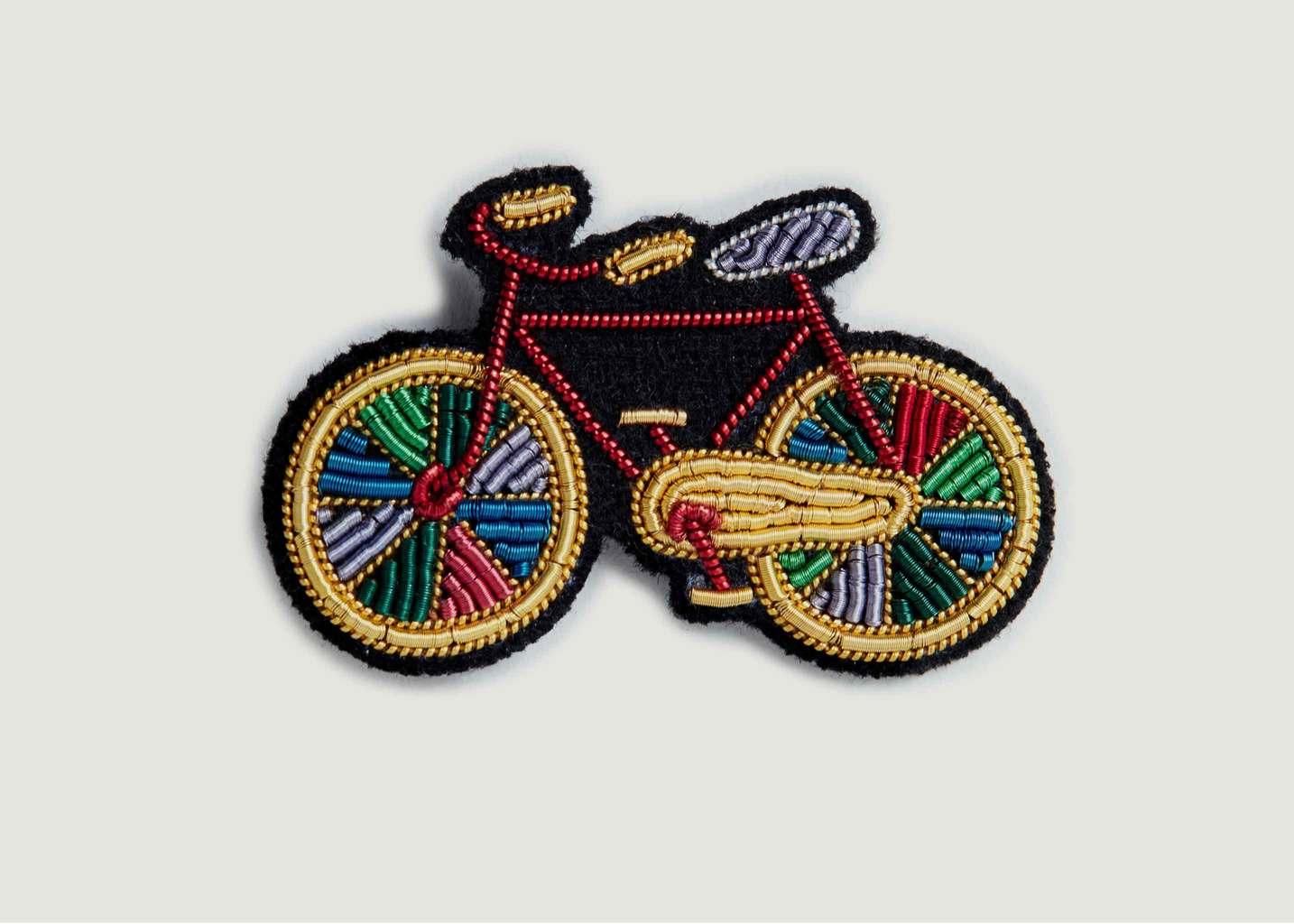 Broche Avec Perles Vélo Paradise - Macon & Lesquoy