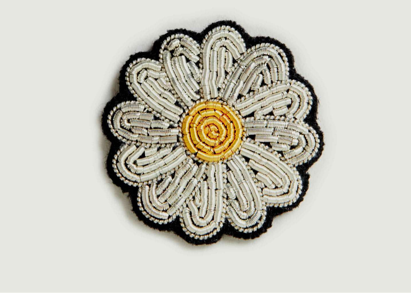 Broche Avec Perles Mini Marguerite - Macon & Lesquoy