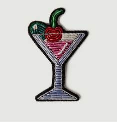 Broche Avec Perles Cocktail