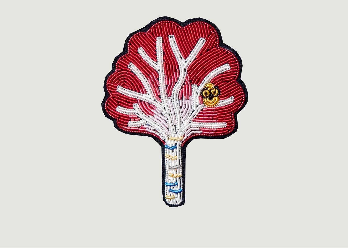 Broche Avec Perles Érable - Macon & Lesquoy