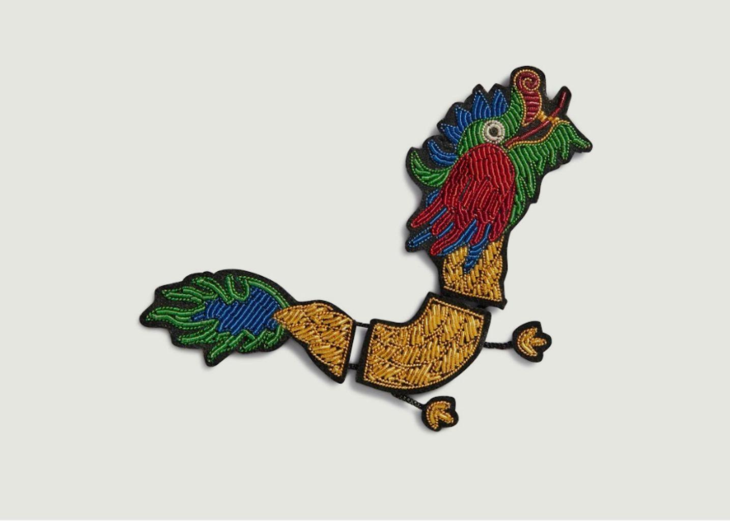 Broche Dragon - Macon & Lesquoy