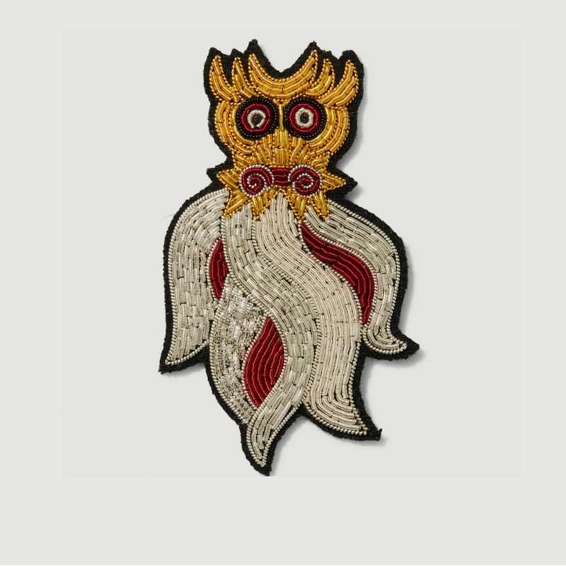 Broche Tête de dragon - Macon & Lesquoy