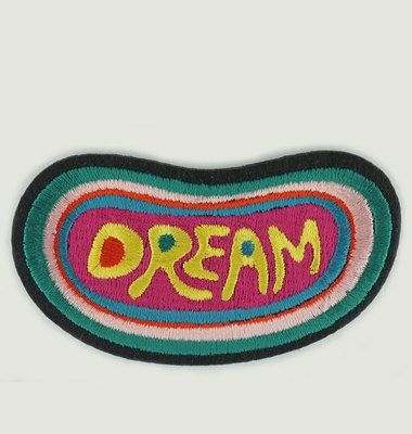 Funky Dream Iron-On Patch