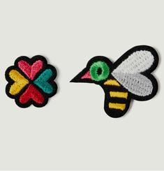 Bee & Flower Patch Set