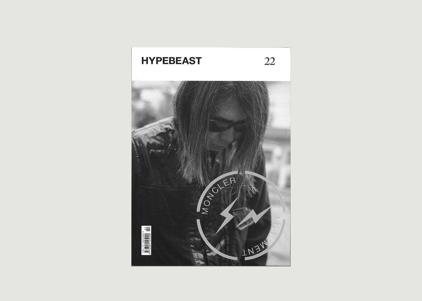Hypebeast #22 - Les Magazines