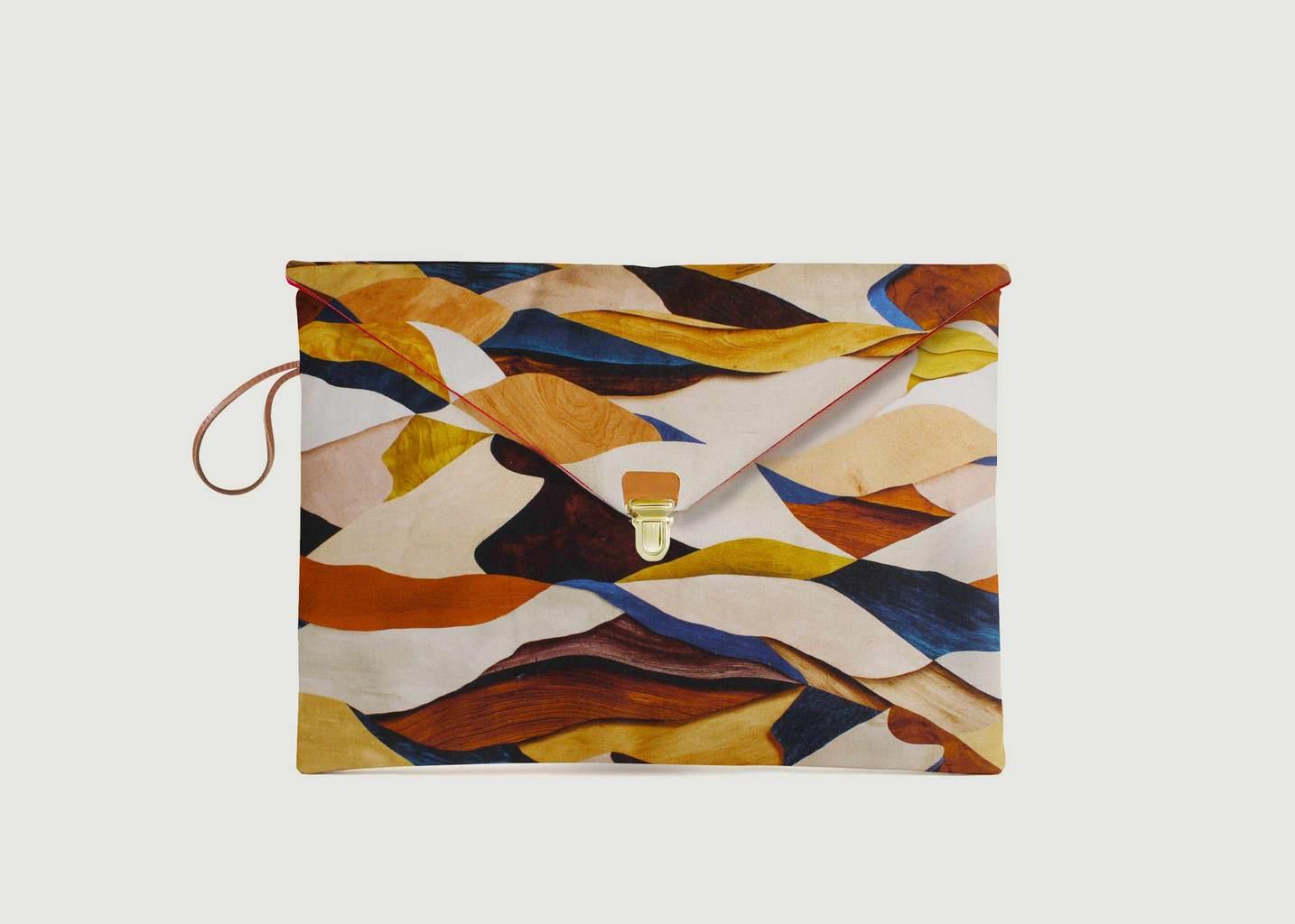 Pochette Macbook 13 - Maison Baluchon