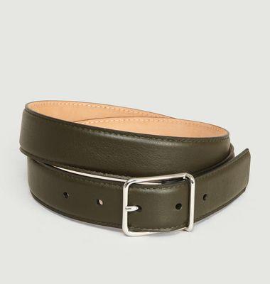 Full-Grain Calfskin Belt