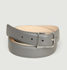 Leather Calfskin Belt
