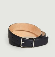 Suede Lined Belt