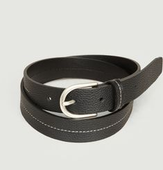 Topstitch Belt