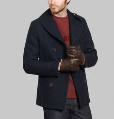 H419 C Cashmere Lined Gloves