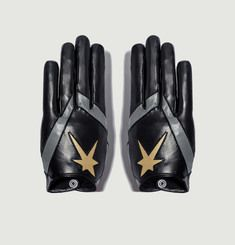 Estelle Calfskin Leather Gloves
