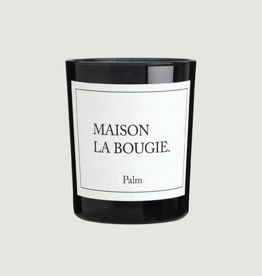 Bougie 190g Palm