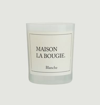 Blanche 190gr Candle