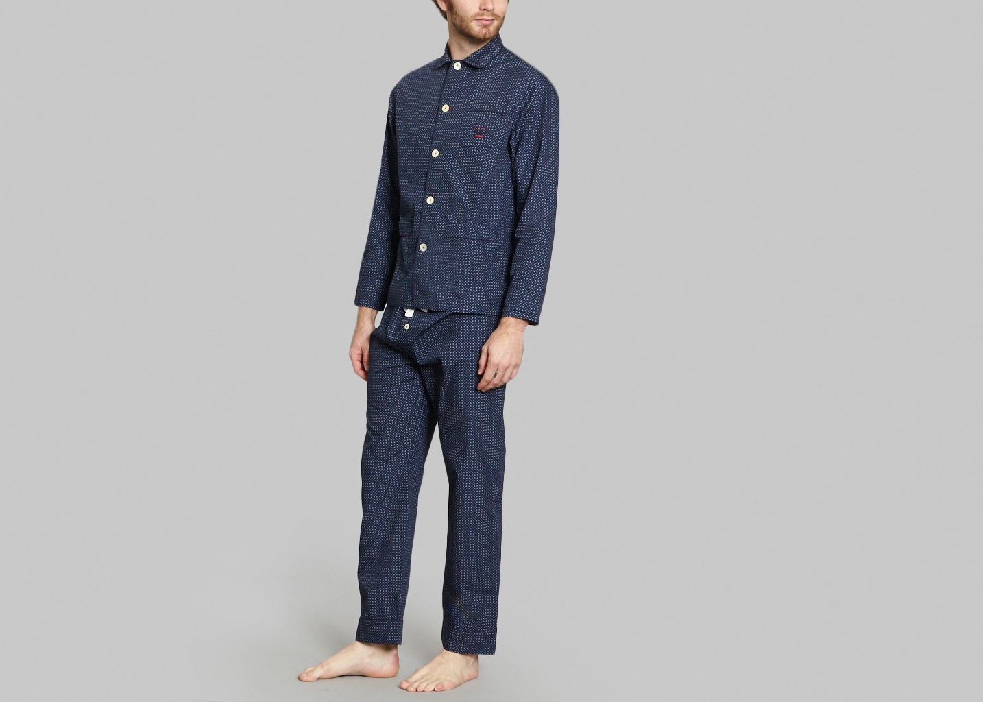 Regular Fit Pyjamas - Maison Marcy