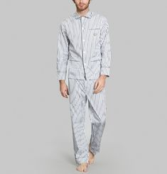Pyjama Regular rayé