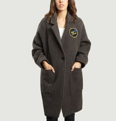 Manteau Patch Twin Peaks Norma