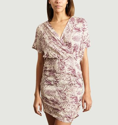 Moustafa Printed Dress