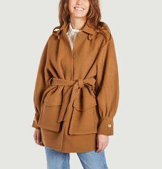 Galicol coat Maje