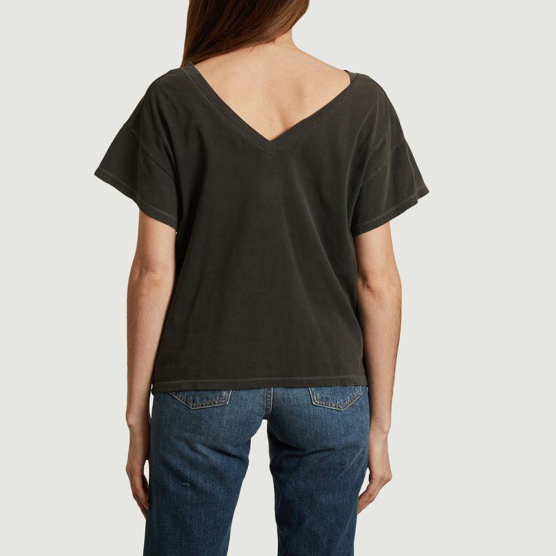 T-shirt Col V - Majestic Filatures