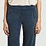 matière Pantalon ample en cupro stretch - Majestic Filatures