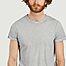 matière T-shirt col rond teinture artisanale - Majestic Filatures