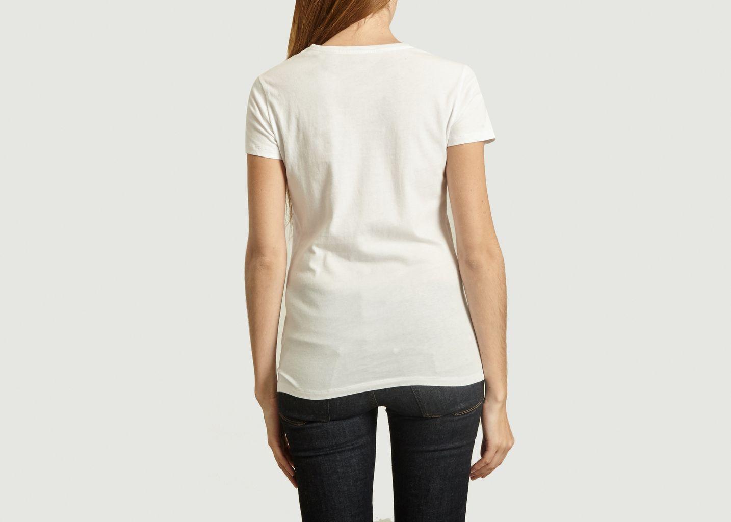 Jamie Cotton T-Shirt - Majestic Filatures