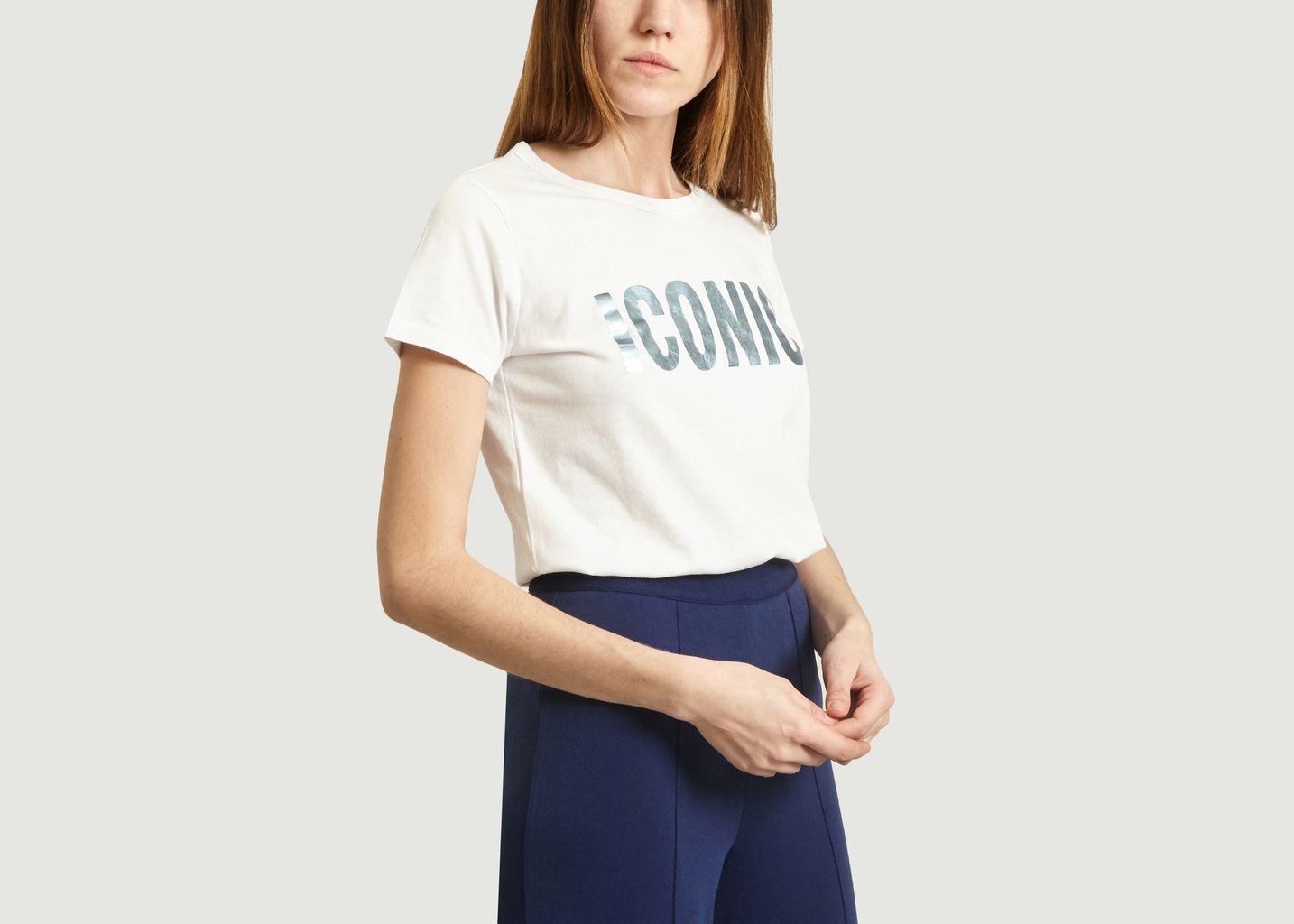 T-shirt Iconic - Majestic Filatures
