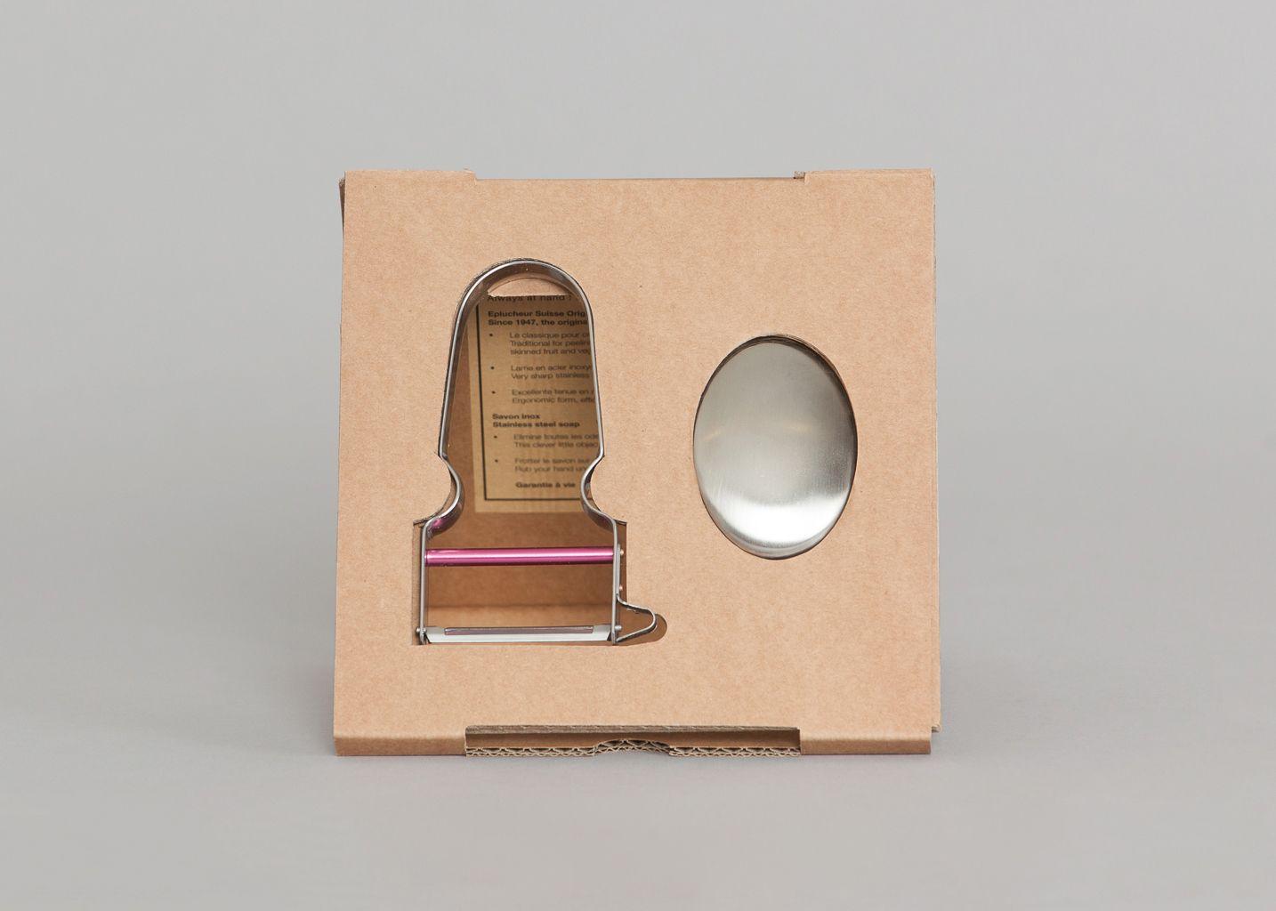 Toute Petite Collection D'objets Pour Cuisine - Malle W. Trousseau