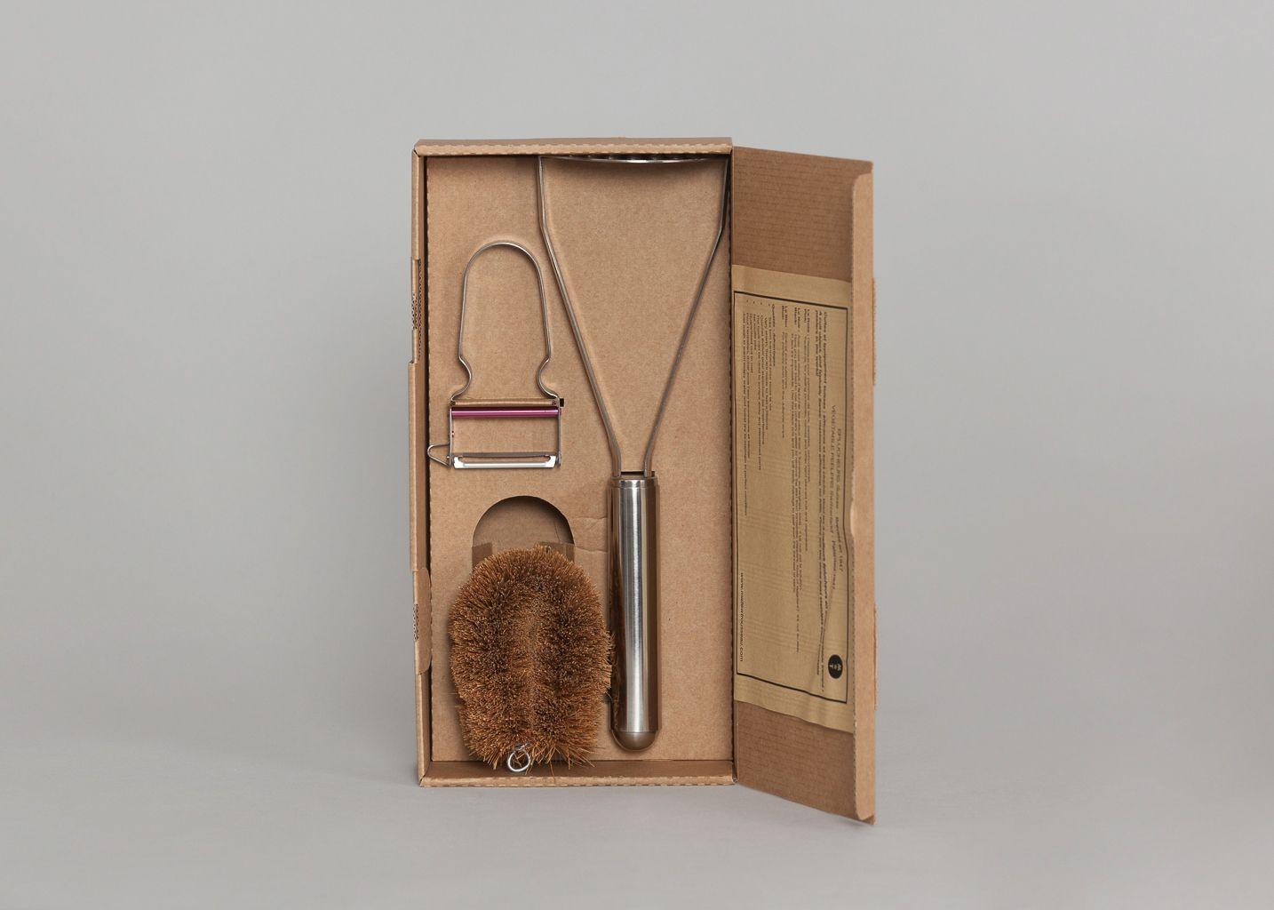 Coffret Petite Collection Pour Purée - Malle W. Trousseau