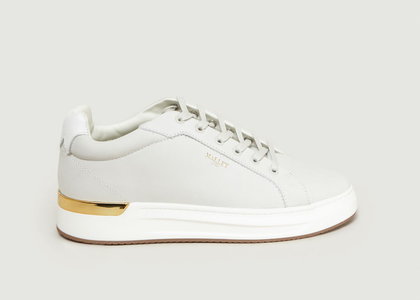 GRFTR Trainers White Mallet Footwear