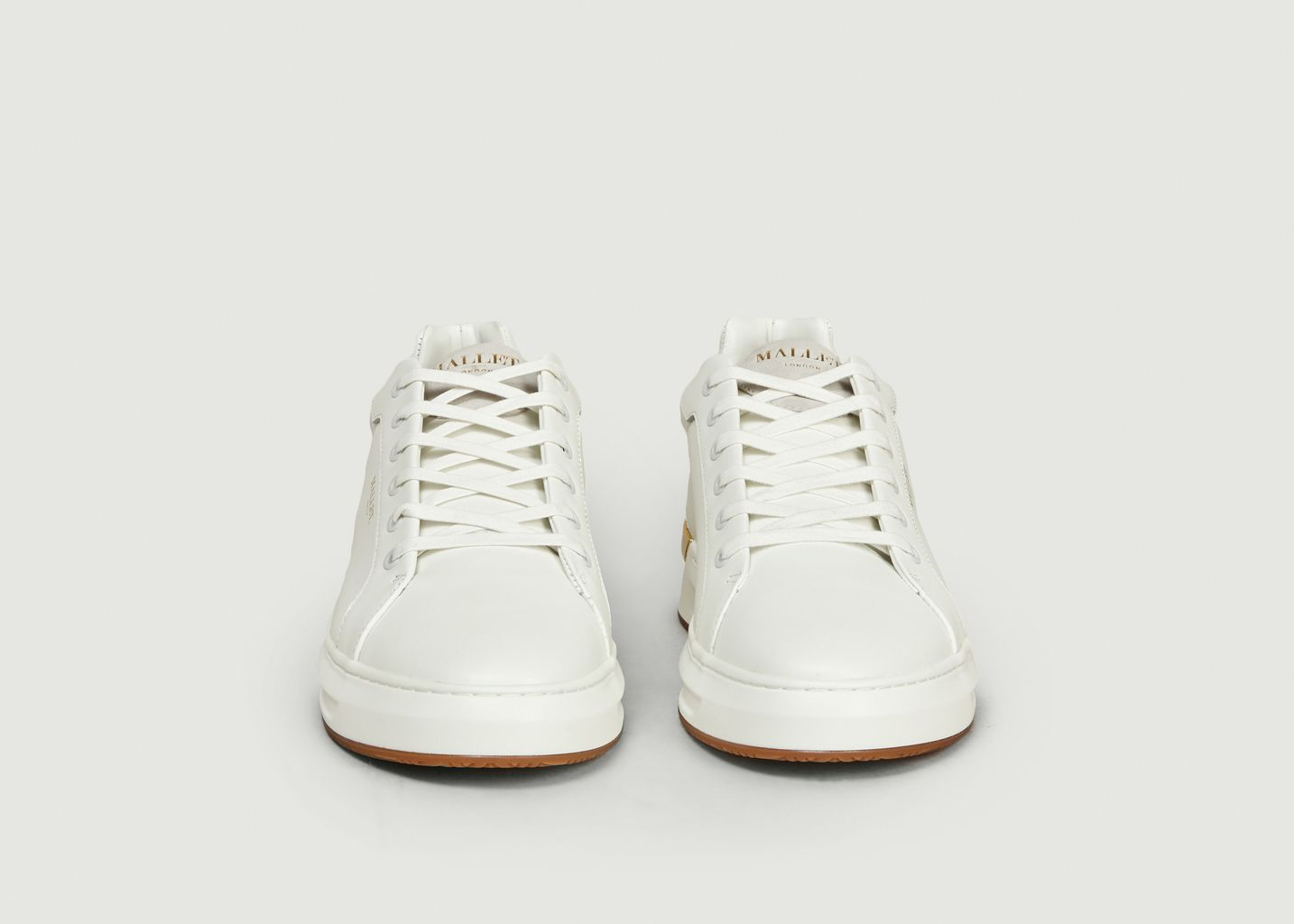 Sneakers GRFTR White - Mallet Footwear