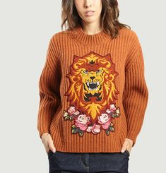 Lion Jumper