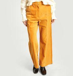 Pantalon British Velvet