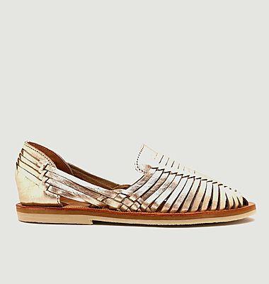 Sandale tressée Penjamo