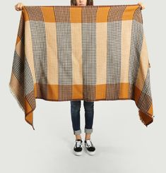 Canopée Wool Scarf