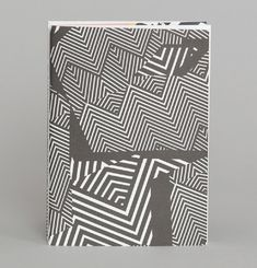 Cigale ZigZag Notebook