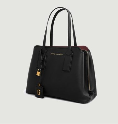 Sac Cabas En Cuir The Editor