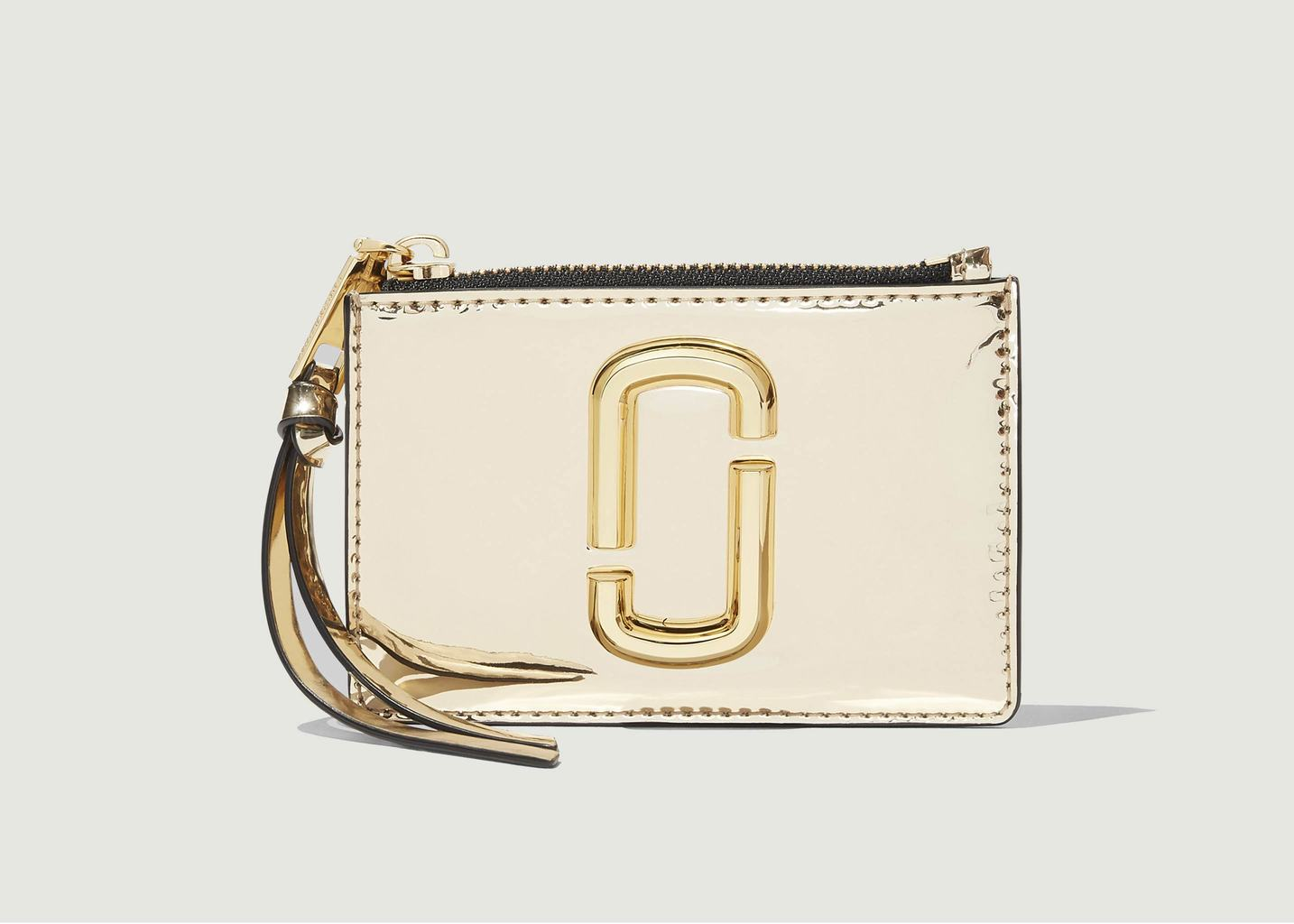 Portefeuille The Snapshot Mirrored Top Zip Multi - The Marc Jacobs