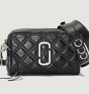 Sac en cuir The Quilted Softshot 21