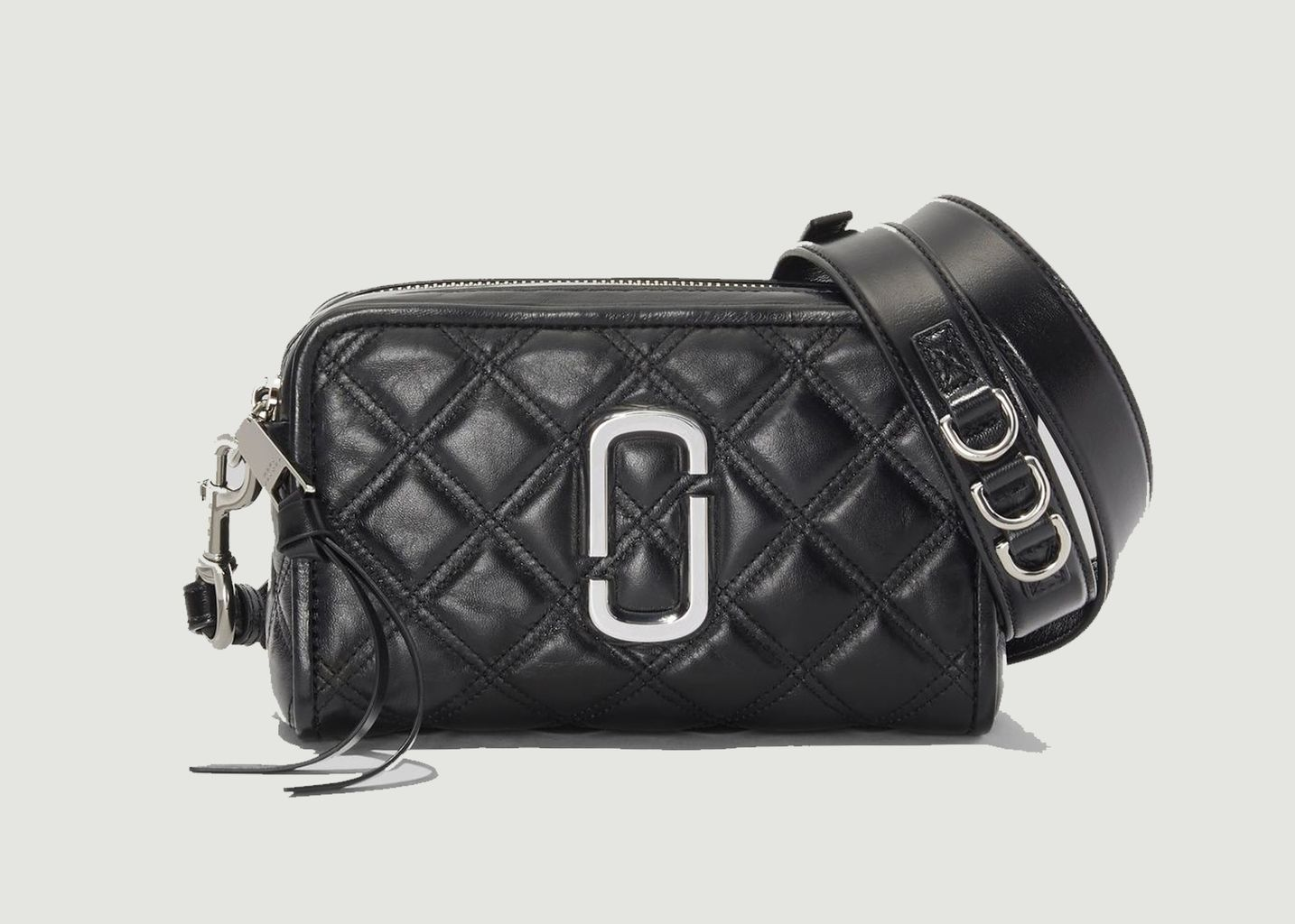 Sac en cuir The Quilted Softshot 21 - The Marc Jacobs