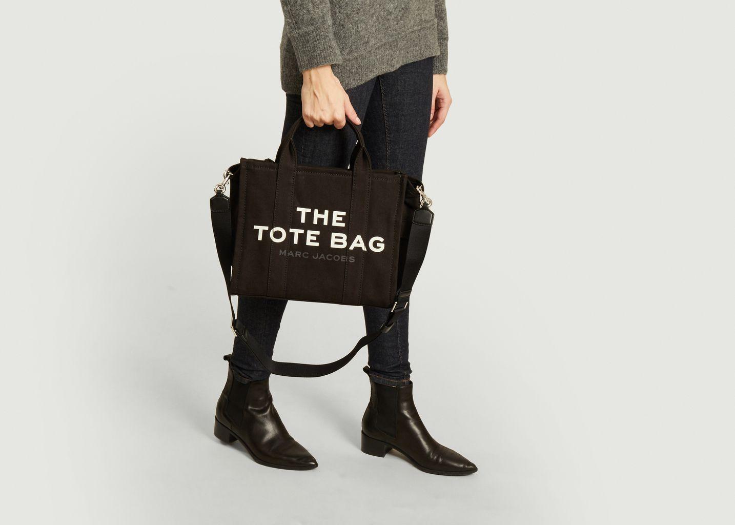 Sac cabas en coton The Traveler Tote Small - Marc Jacobs (THE)