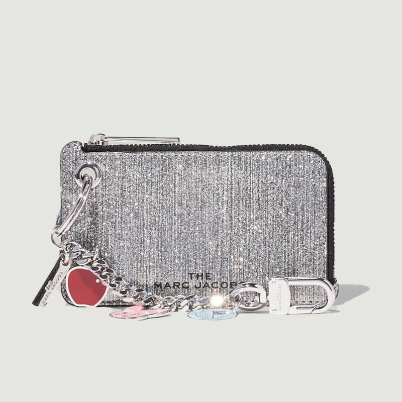 Porte-monnaie avec charms The Glitter - The Marc Jacobs