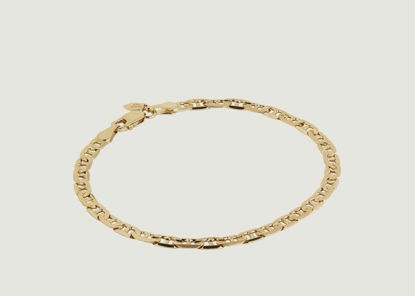 Bracelet Plaqué Or Carlo - Maria Black